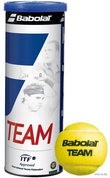"""Мячи для большого тенниса """"Team 3B"""" (3 шт.) — фото, картинка"""