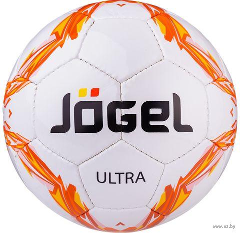 """Мяч футбольный Jogel JS-410 """"Ultra"""" №5 — фото, картинка"""