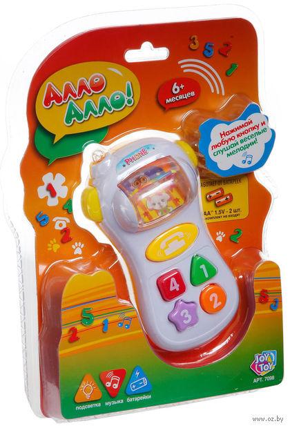 "Музыкальная игрушка ""Алло, Алло!"" (арт. 7098C)"