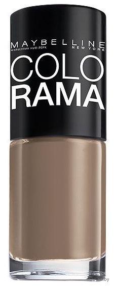 "Лак для ногтей ""Colorama"" (тон 305, холодный шоколад; 7 мл)"