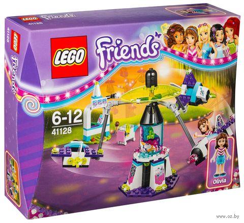 """LEGO Friends """"Парк развлечений: космическое путешествие"""""""