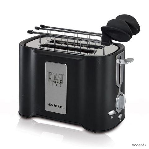Тостер Ariete 124/1 (черный) — фото, картинка