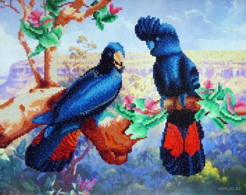 """Алмазная вышивка-мозаика """"Романтическое свидание"""" (400х500 мм) — фото, картинка"""