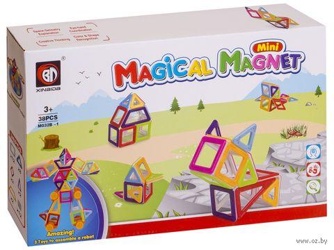 """Конструктор магнитный """"Magical Magnet"""" (38 деталей; арт. DV-T-607) — фото, картинка"""