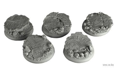 """Подставка круглая """"Египетские руины"""" (40 мм; 2 шт; арт. BREG0040) — фото, картинка"""