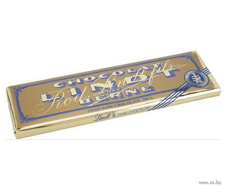 """Шоколад тёмный """"Lindt. Cree A Berne"""" (300 г) — фото, картинка"""