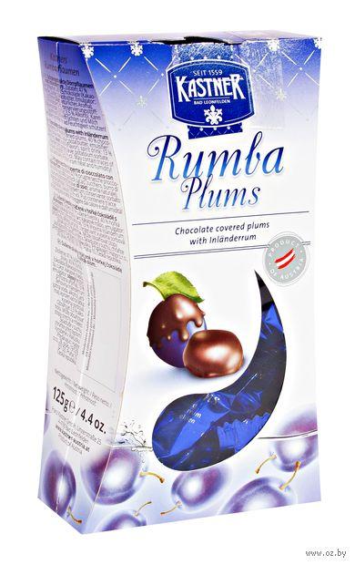 """Конфеты """"Чернослив в шоколаде. Rumba"""" (125 г) — фото, картинка"""
