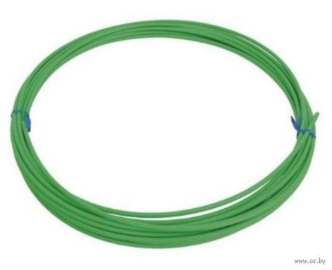 Оплётка троса переключения (30 м; зелёная) — фото, картинка