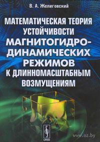 Математическая теория устойчивости магнитогидродинамических режимов к длинномасштабным возмущениям. В. Желиговский