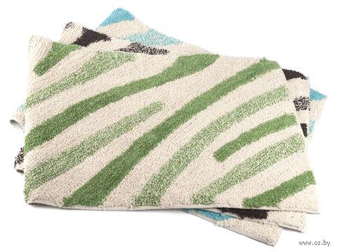Коврик для ванной текстильный (50х80 см; арт. S-7308) — фото, картинка