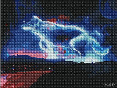 "Набор для творчества ""Алмазная мозаика"" ""OZD112021-048"" (300х400 мм) — фото, картинка"