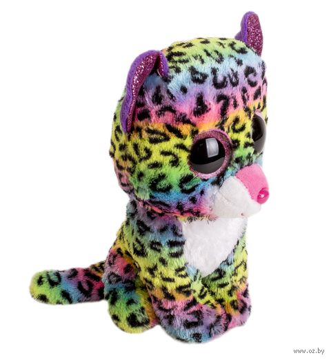 "Мягкая игрушка ""Леопард Dotty"" (24 см) — фото, картинка"