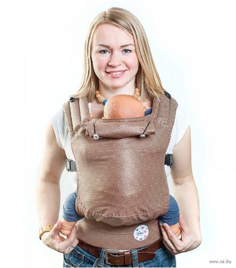 """Эргономичный рюкзак """"Шоко"""" — фото, картинка"""