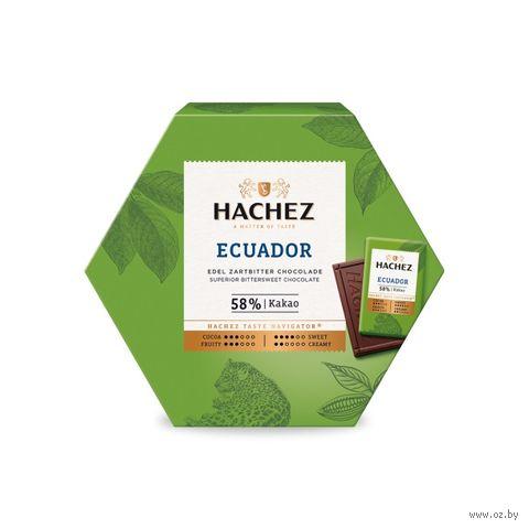"""Шоколад тёмный """"Ecuador"""" (165 г) — фото, картинка"""