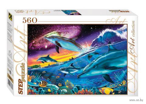 """Пазл """"Подводный мир"""" (560 элементов) — фото, картинка"""