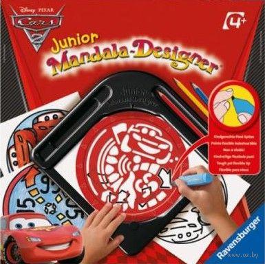 "Трафарет ""Mandala Junior Тачки 2"" — фото, картинка"