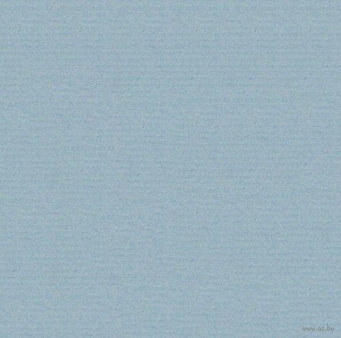 "Бумага подарочная в рулоне ""Coloured Kraft"" (цвет: голубой)"