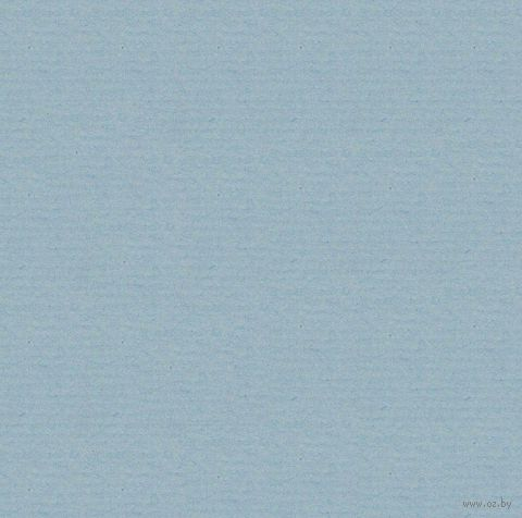 "Бумага подарочная в рулоне ""Coloured Kraft"" (голубая)"