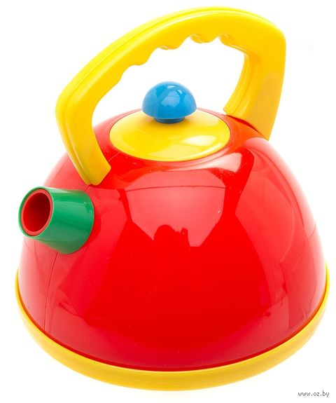 """Игровой набор """"Чайник"""" (арт. 06005) — фото, картинка"""