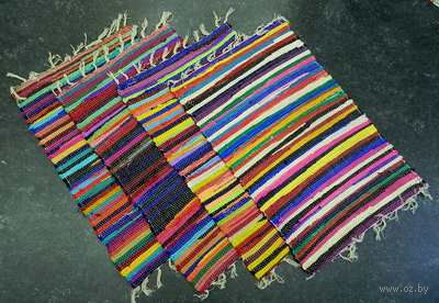 Коврик текстильный (50х80 см; арт. S-0091)