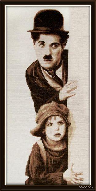 "Вышивка крестом ""Малыш"" (330x600 мм) — фото, картинка"