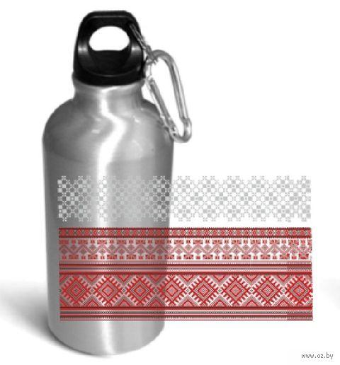 Бутылка круглая (600 мл; арт. 5063) — фото, картинка