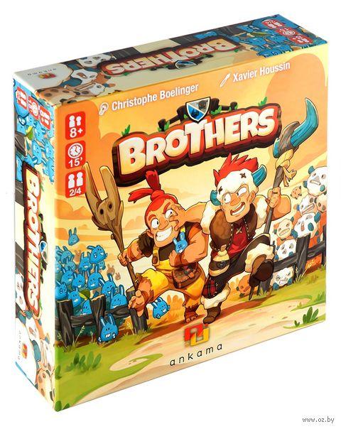 Братья — фото, картинка