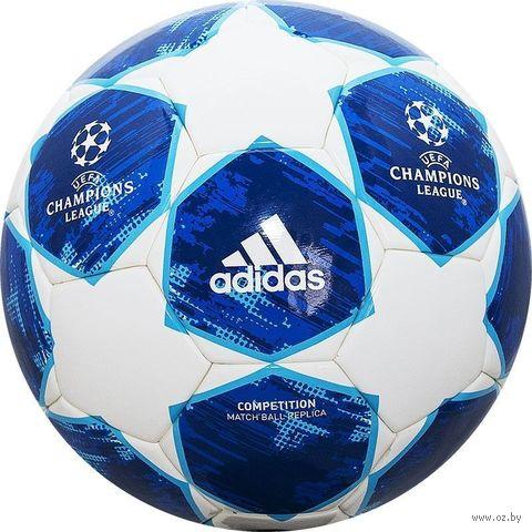 """Мяч футбольный Adidas """"Finale 18 Competition"""" №5 — фото, картинка"""