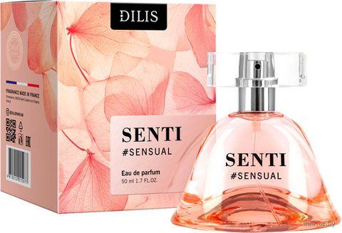"Парфюмерная вода для женщин ""Senti Sensual "" (50 мл) — фото, картинка"