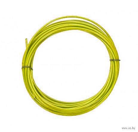 Оплётка троса переключения (30 м; жёлтая) — фото, картинка