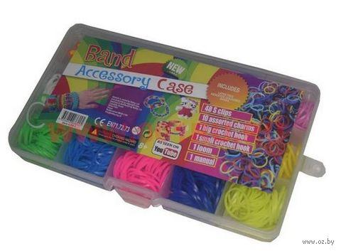 """Набор для плетения из резиночек """"Сундук. 1500"""""""