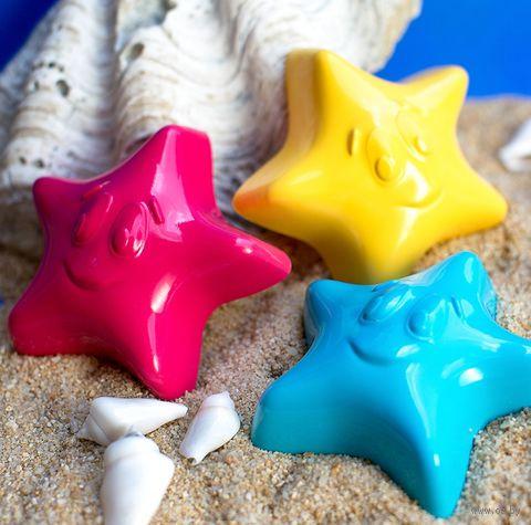 """Формочки для игры в песочнице """"Три звезды"""" (3 шт)"""