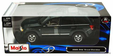 """Модель машины """"Jeep Grand Cherokee"""" (масштаб: 1/18) — фото, картинка"""