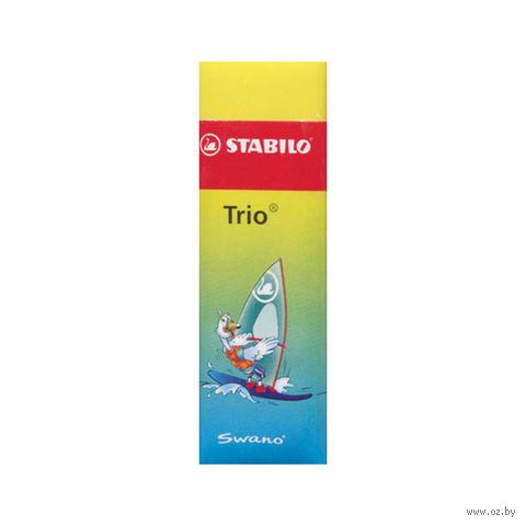 """Ластик виниловый """"Trio"""" (18х16х60 мм)"""