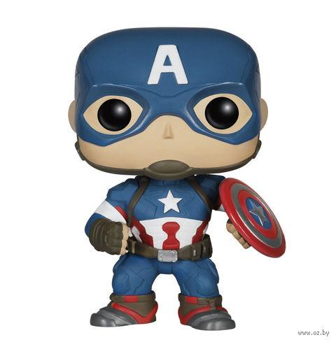 """Фигурка POP """"Marvel. Avengers 2. Captain America"""" (9,5 см)"""