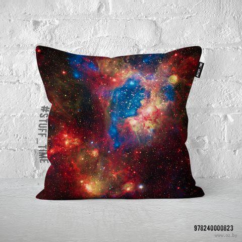 "Подушка ""Космос"" (арт. 823) — фото, картинка"