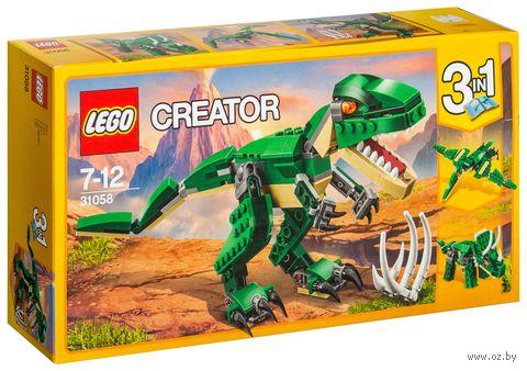 """LEGO Creator """"Грозный динозавр"""" — фото, картинка"""