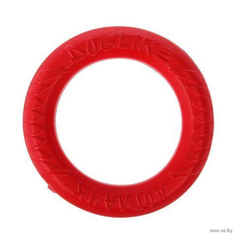 """Игрушка для собак """"Кольцо 8-мигранное"""" (20 см) — фото, картинка"""