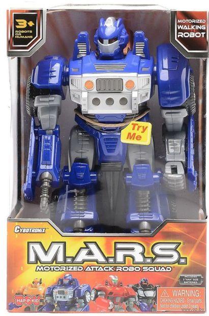 Робот-трансформер (со световыми и звуковыми эффектами; арт. 4041T) — фото, картинка