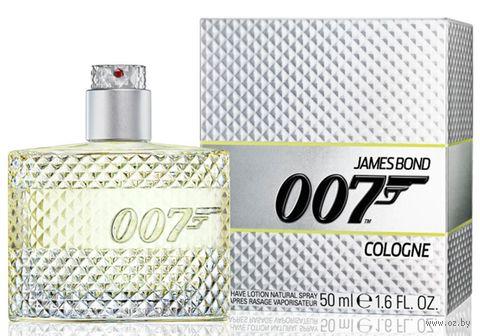 "Лосьон после бритья ""007 Cologne"" (50 мл) — фото, картинка"