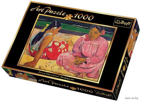 """Пазл """"Поль Гоген. Таитянские женщины на пляже"""" (1000 элементов)"""