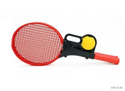 Набор для игры в теннис (2 ракетки, мяч; арт. Ф39685)