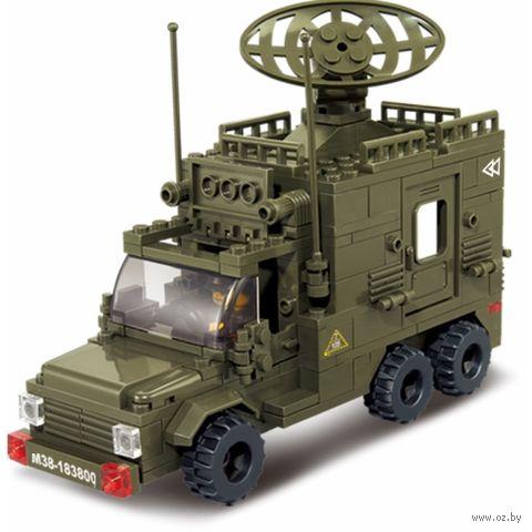 """Конструктор """"Передвижной радар"""" (230 деталей) — фото, картинка"""