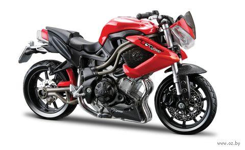 """Модель мотоцикла """"Bburago. Benelli TNT R160"""" (масштаб: 1/18) — фото, картинка"""