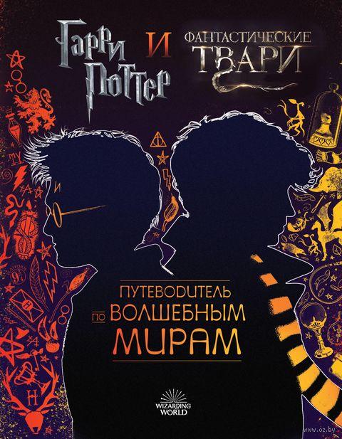 Гарри Поттер и Фантастические твари. Путеводитель по волшебным мирам — фото, картинка