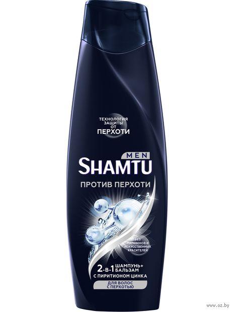 """Шампунь-бальзам для волос 2в1 """"Против перхоти"""" (360 мл) — фото, картинка"""