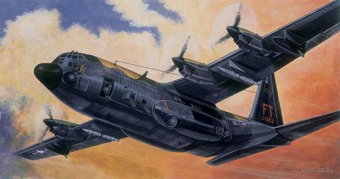 """Самолет """"AC-130 Gunship"""" (масштаб: 1/72) — фото, картинка"""