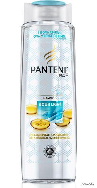 """Шампунь для волос PANTENE PRO-V """"Aqua Light"""" (600 мл)"""