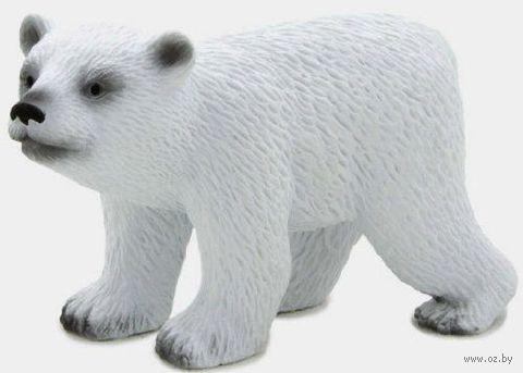 """Фигурка """"Animal Planet: Белый медвежонок"""""""