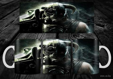 """Кружка """"Скайрим"""" (арт. 11) — фото, картинка"""